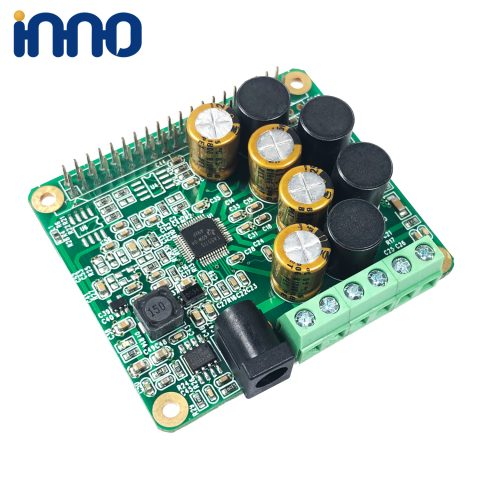 HIFI DAC HAT IIS Audio Card PCM5122 Headphone Amplifier for