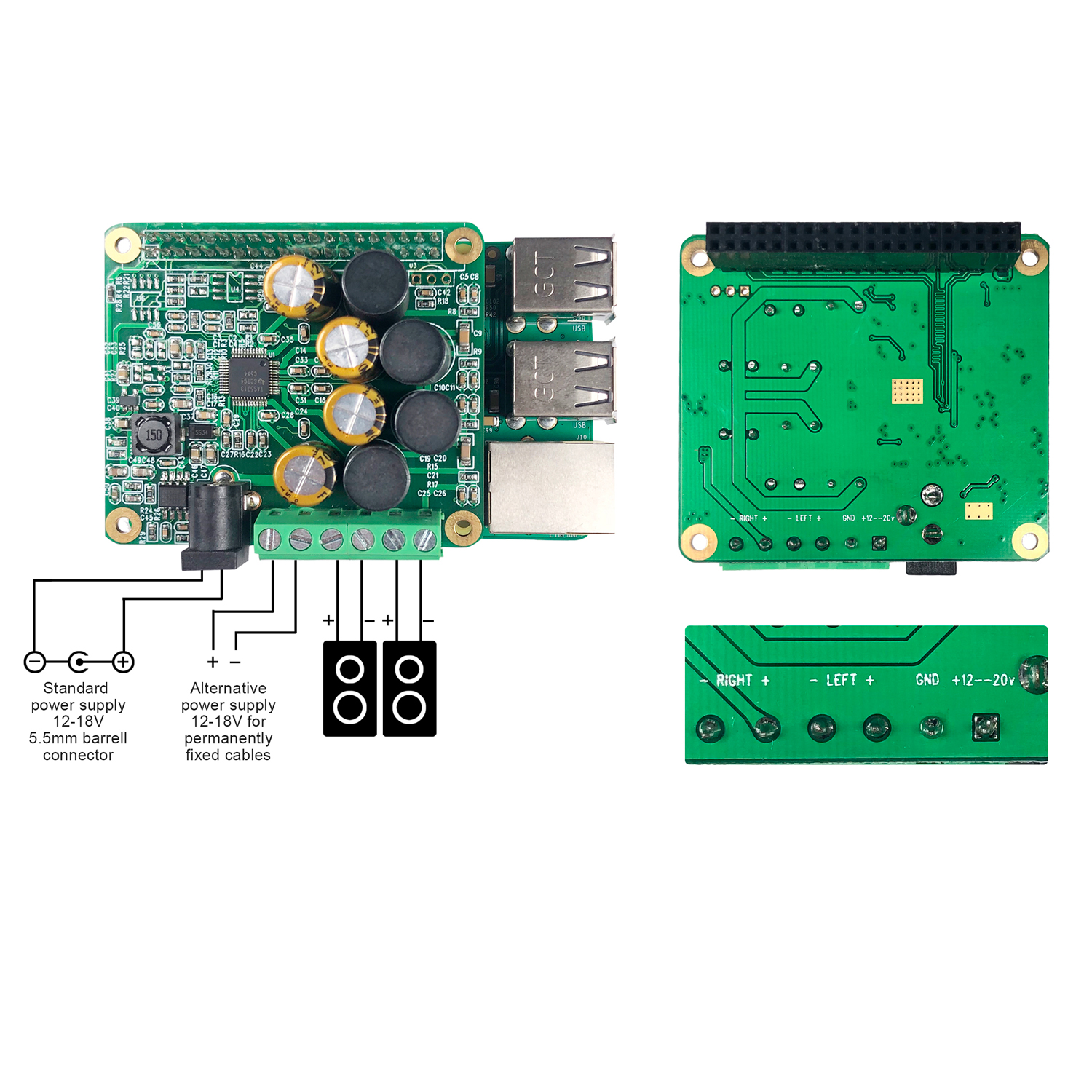 Raspberry pi picture and video slideshow