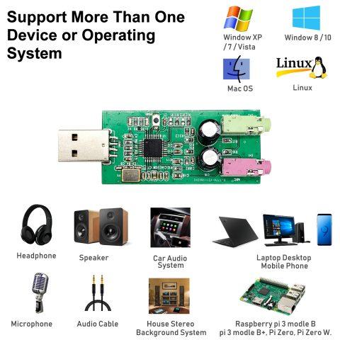 USB Audio Card