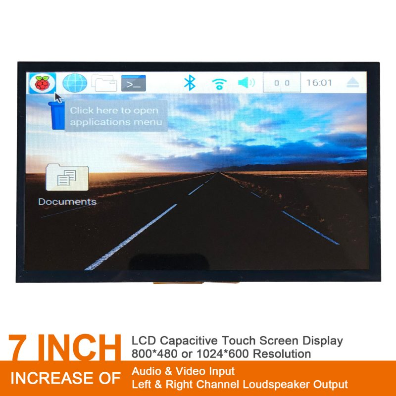 7 Inch HDMI Display Capacitive Touch