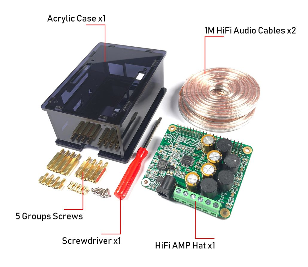 Raspberry_Pi_HiFi_AMP_HAT_25W_Class-D_Power_Amplifier_TAS5713_Expansion_Board_Audio_Module_01