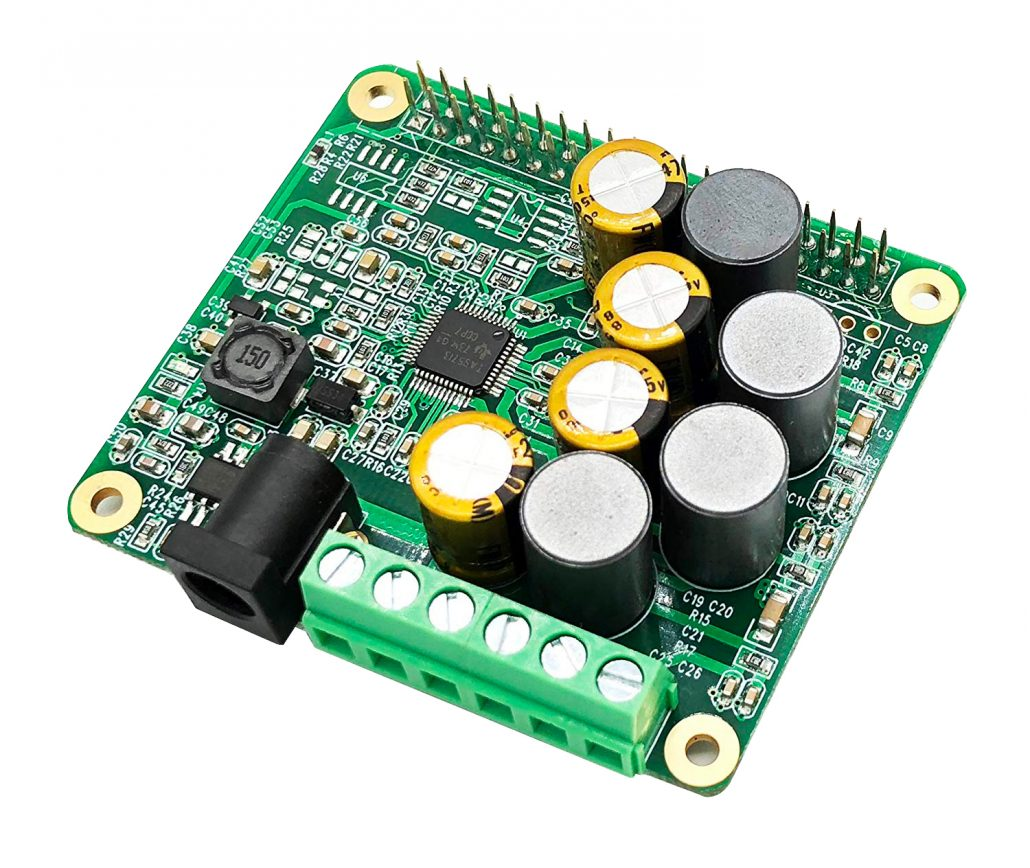 RPI HiFi AMP Hat for Raspberry Pi | RPI|Design|HIFI|CAN