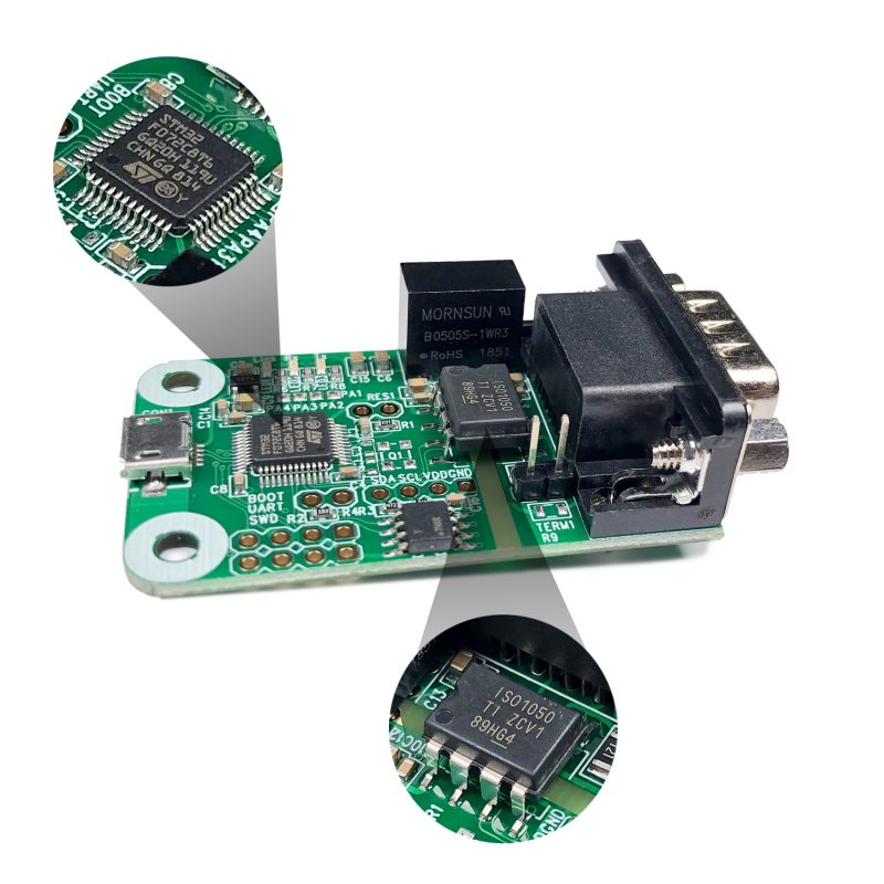 USB CAN Module,RPI,Jetson